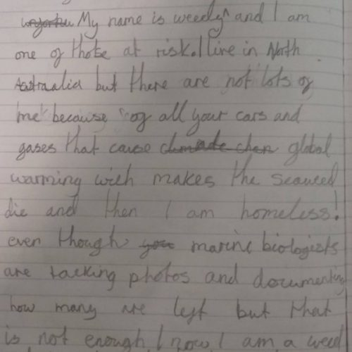 Living Things and Their Habitats 8